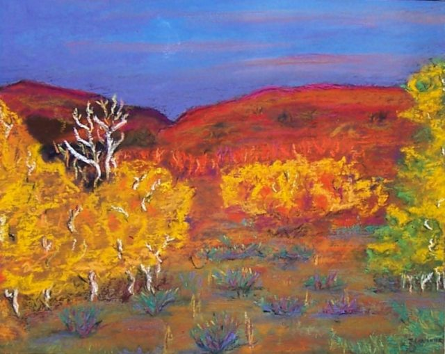 Steen Mountains, Aspen colors, Steens in the fall, sunset on Steen mountains,